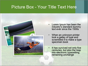 Stadium Lights PowerPoint Template - Slide 20
