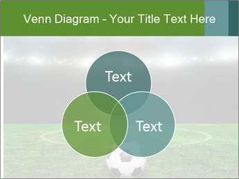 Stadium Lights PowerPoint Template - Slide 33