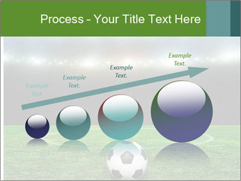 Stadium Lights PowerPoint Template - Slide 87