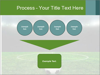 Stadium Lights PowerPoint Template - Slide 93