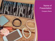 Handmade Bracelets PowerPoint Templates