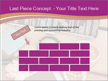 Handmade Bracelets PowerPoint Template - Slide 46