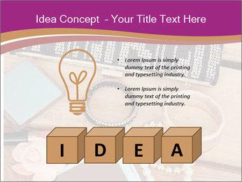 Handmade Bracelets PowerPoint Template - Slide 80