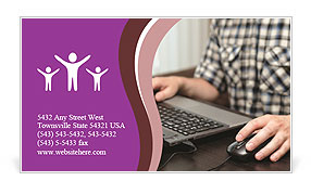 0000089154 Business Card Template