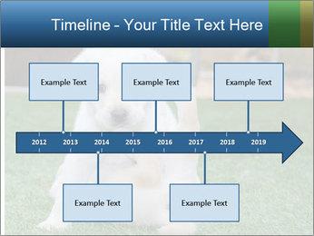 White Puppy PowerPoint Templates - Slide 28