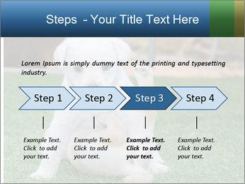 White Puppy PowerPoint Templates - Slide 4