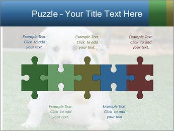 White Puppy PowerPoint Templates - Slide 41