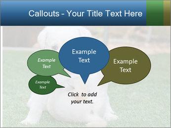 White Puppy PowerPoint Templates - Slide 73