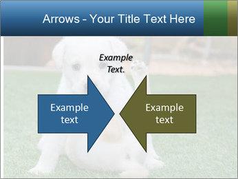 White Puppy PowerPoint Templates - Slide 90