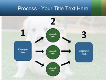 White Puppy PowerPoint Template - Slide 92
