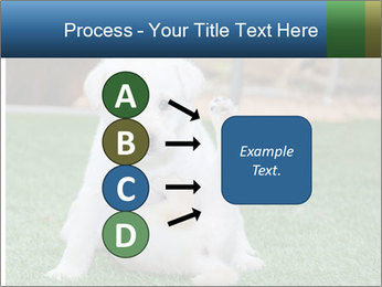 White Puppy PowerPoint Template - Slide 94