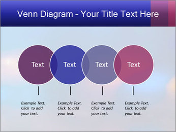 Red And Blue Lights PowerPoint Template - Slide 32