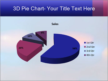Red And Blue Lights PowerPoint Template - Slide 35