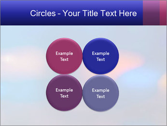 Red And Blue Lights PowerPoint Template - Slide 38