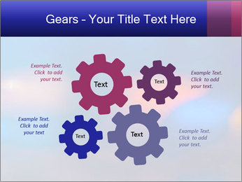 Red And Blue Lights PowerPoint Template - Slide 47