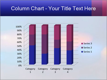 Red And Blue Lights PowerPoint Template - Slide 50