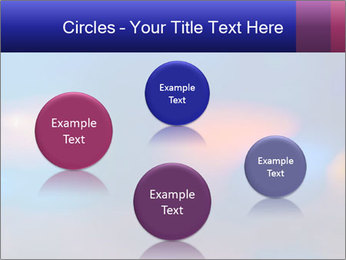 Red And Blue Lights PowerPoint Templates - Slide 77