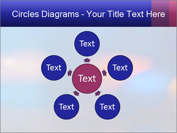 Red And Blue Lights PowerPoint Template - Slide 78