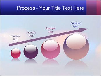 Red And Blue Lights PowerPoint Template - Slide 87