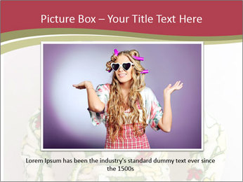 Sad Housewife PowerPoint Templates - Slide 15