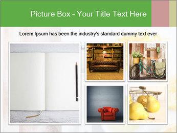 Orange Food PowerPoint Templates - Slide 19
