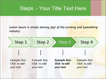 Orange Food PowerPoint Templates - Slide 4