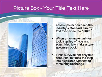 Modern Buildings In Russia PowerPoint Template - Slide 13