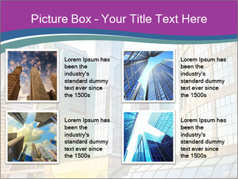 Modern Buildings In Russia PowerPoint Template - Slide 14