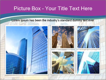 Modern Buildings In Russia PowerPoint Template - Slide 19