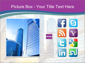 Modern Buildings In Russia PowerPoint Template - Slide 21