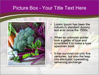 Carrots And Beetroots PowerPoint Template - Slide 13