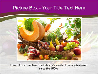 Carrots And Beetroots PowerPoint Template - Slide 16