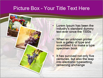 Carrots And Beetroots PowerPoint Template - Slide 17