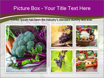 Carrots And Beetroots PowerPoint Template - Slide 19
