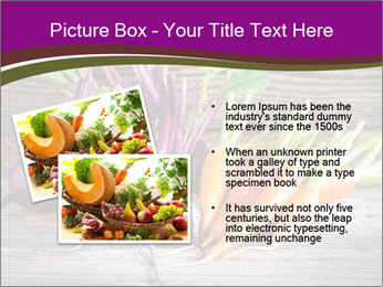 Carrots And Beetroots PowerPoint Template - Slide 20