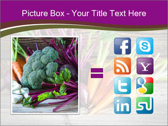 Carrots And Beetroots PowerPoint Template - Slide 21