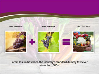 Carrots And Beetroots PowerPoint Template - Slide 22