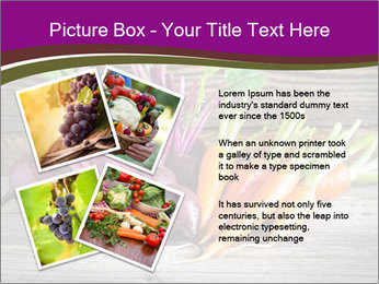 Carrots And Beetroots PowerPoint Template - Slide 23