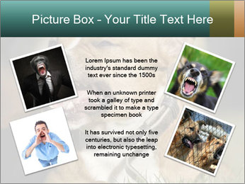 Aggressive Dog PowerPoint Templates - Slide 24