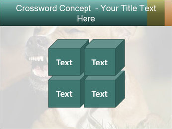 Aggressive Dog PowerPoint Templates - Slide 39