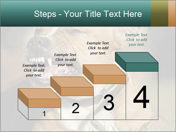Aggressive Dog PowerPoint Template - Slide 64