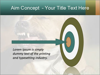 Aggressive Dog PowerPoint Templates - Slide 83