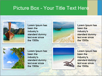 Idyll Seascape PowerPoint Template - Slide 14