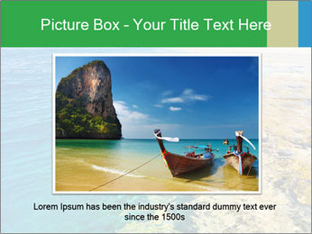 Idyll Seascape PowerPoint Template - Slide 15