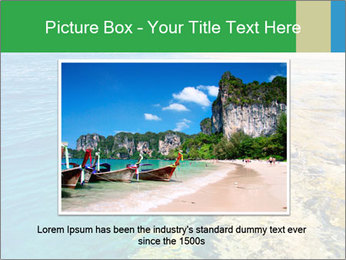Idyll Seascape PowerPoint Template - Slide 16