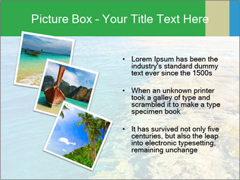 Idyll Seascape PowerPoint Template - Slide 17
