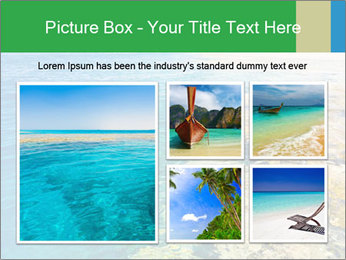 Idyll Seascape PowerPoint Template - Slide 19
