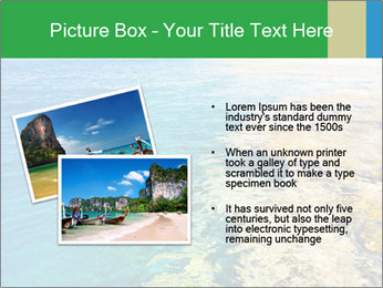 Idyll Seascape PowerPoint Template - Slide 20