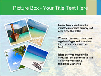 Idyll Seascape PowerPoint Template - Slide 23