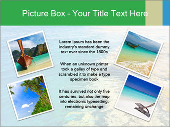 Idyll Seascape PowerPoint Template - Slide 24